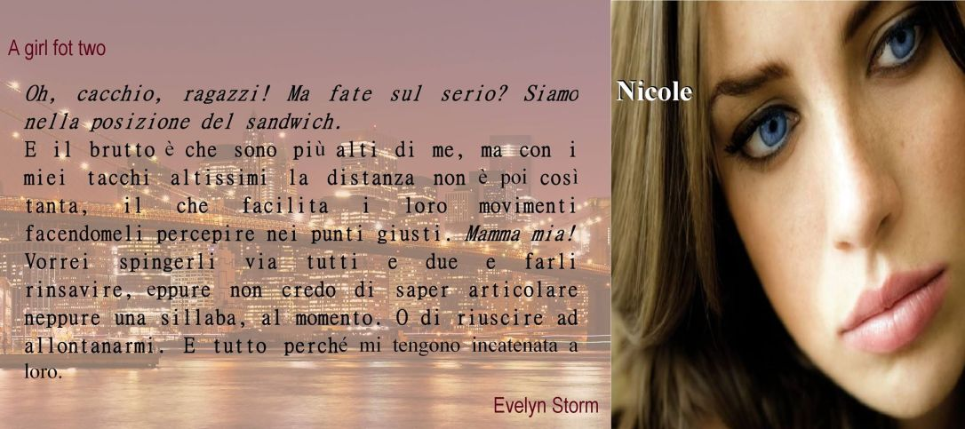 evelyn storm