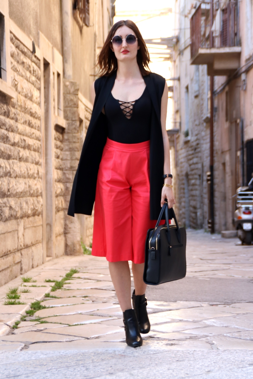 outfit aperitivo