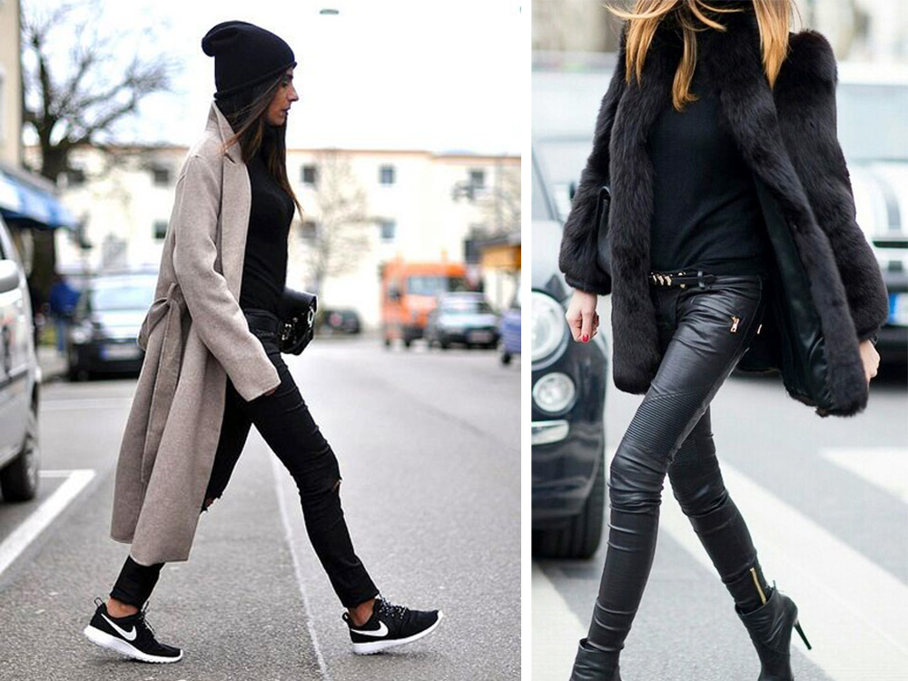 outfit invernale
