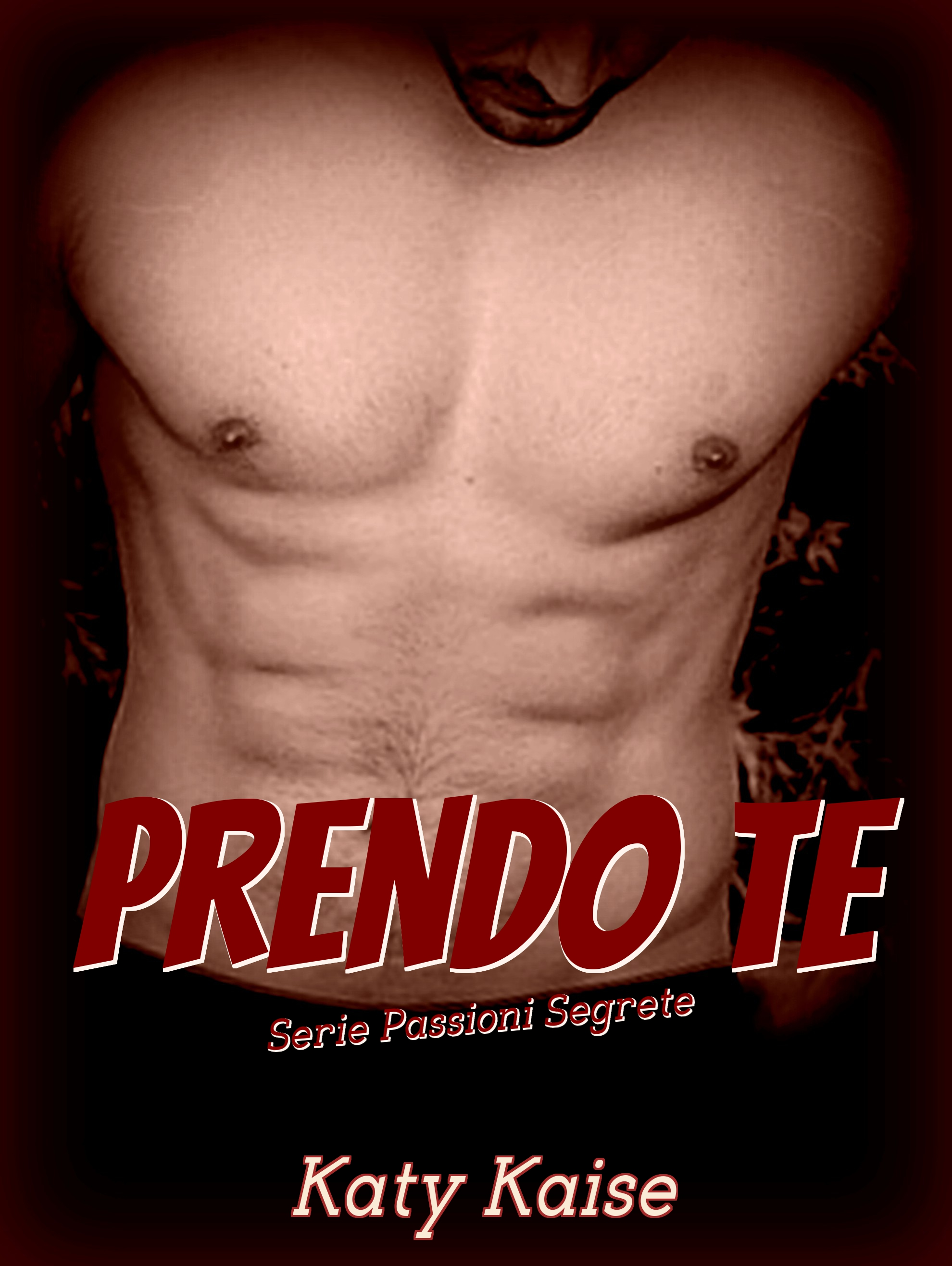 Cover Reveal con Katy Kaise Prendo Te