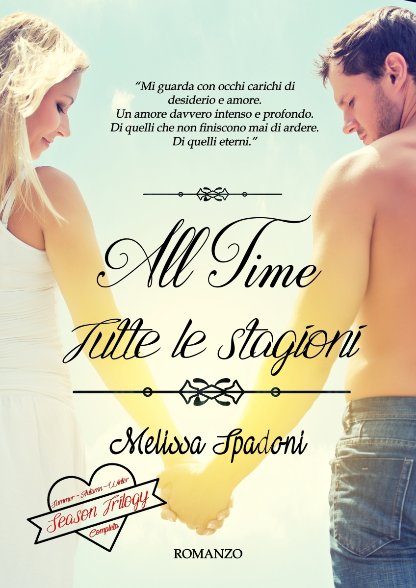Anteprima All Time: Tutte Le Stagioni Melissa Spadoni
