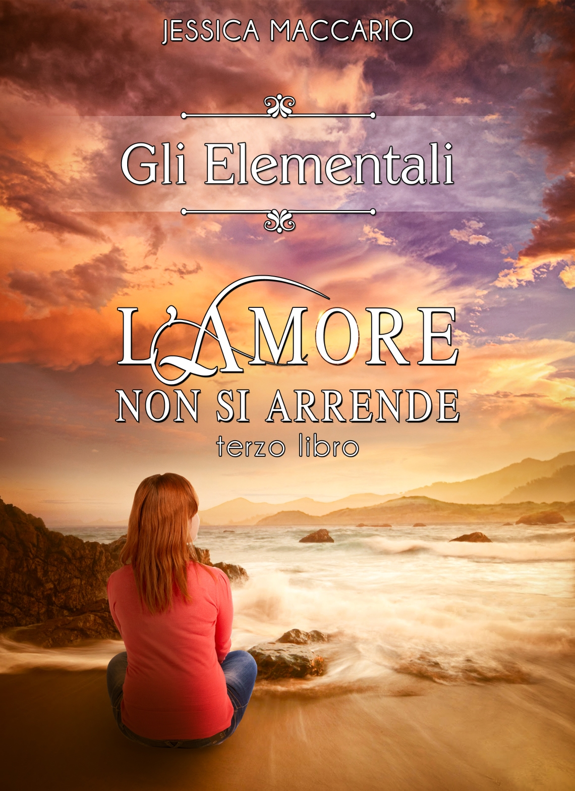 L'AMORE NON SI ARRENDE - ebook