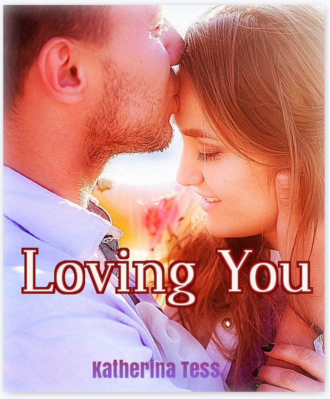 loving you cover