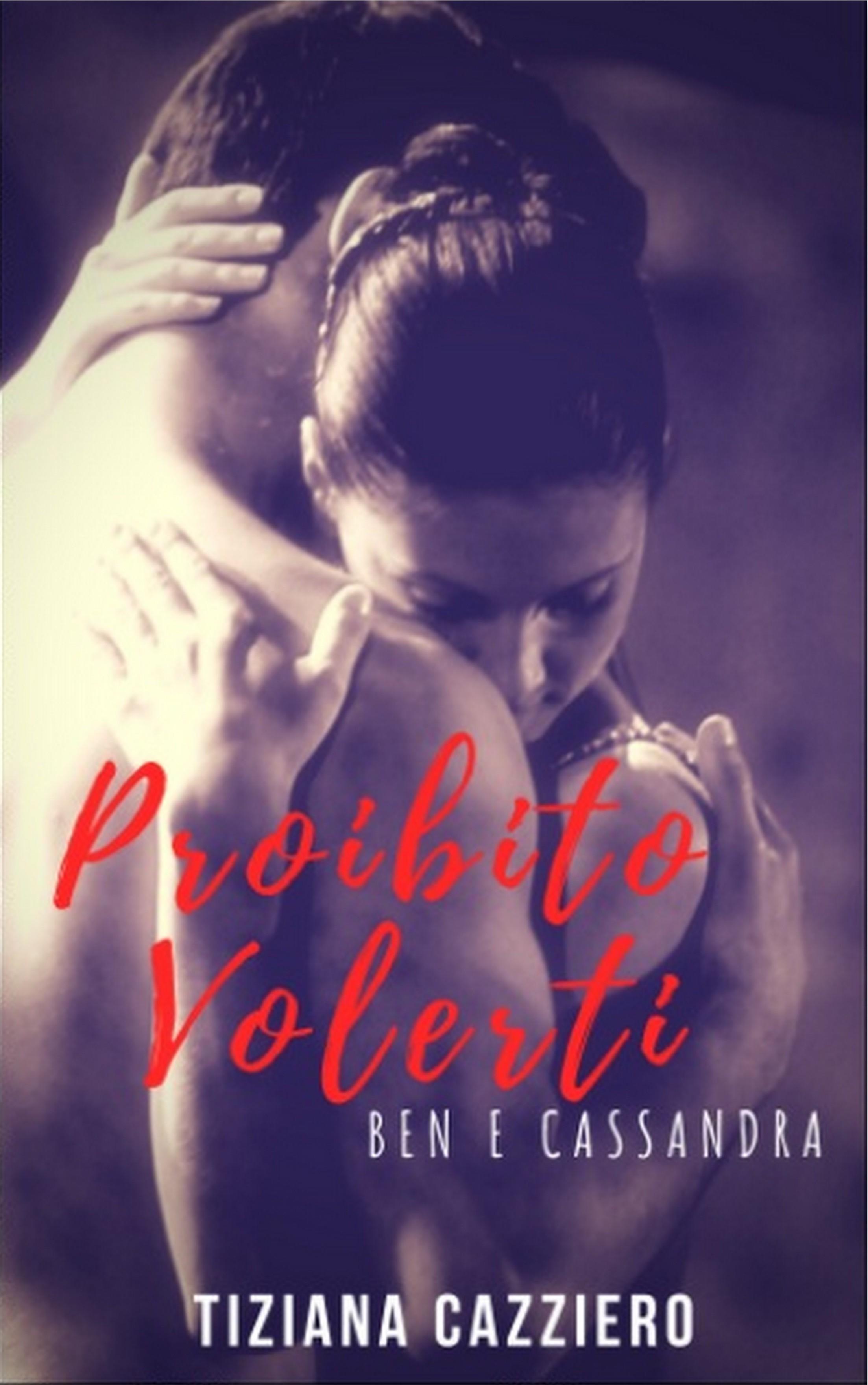 Video. Presentazione di Proibito Volerti. Ben e Cassandra.