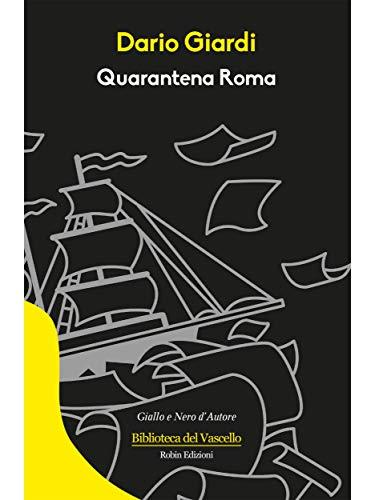 Quarantena Roma (Biblioteca del Vascello) di Dario Giardi