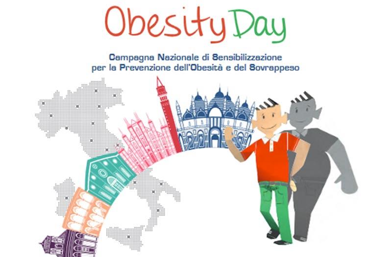 10 Ottobre. Giornata Mondiale contro l'obesità