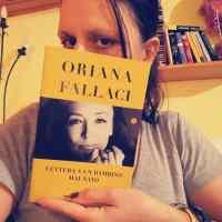 Le donne importanti della Terra. Oriana Fallaci. Nuova Rubrica.